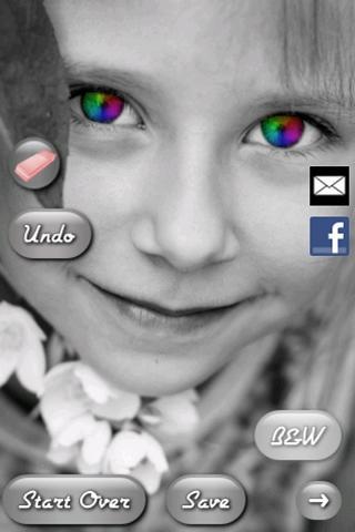 Eye Color Booth screenshot 5