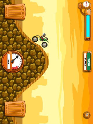 Hill Climb Steampunk Racing screenshot 4