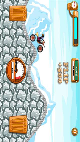 Hill Climb Steampunk Racing screenshot 3