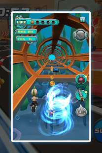 Speed Moto Turbo Racing screenshot 1