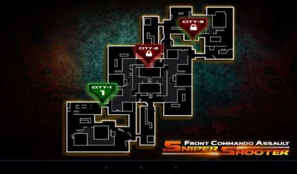 Commando Counter Strike:Battle screenshot 4