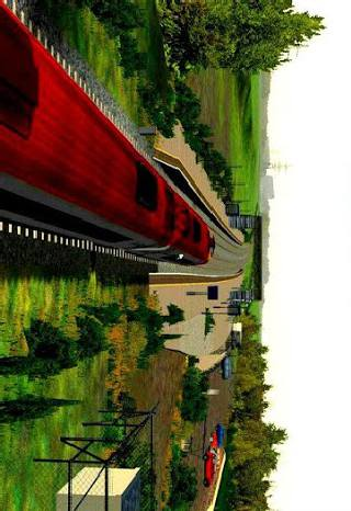 Speed Train Driving screenshot 3