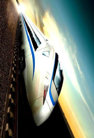 Speed Train Driving screenshot 1