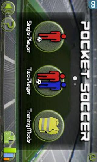 Pocket Soccer screenshot 2