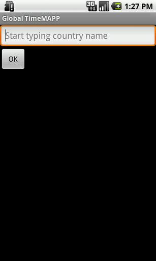 Global TimeMAPP screenshot 2