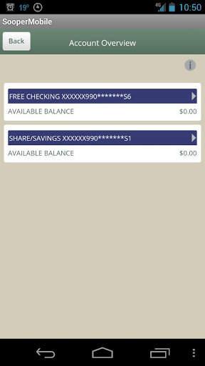 Sooper Mobile Banking App screenshot 3