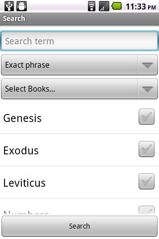 Simple Bible KJV screenshot 3