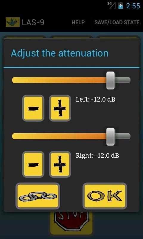 LAS-9 Music Looper/ Wav Mixer скриншот 3