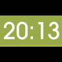 Metro clock uccw skin icon