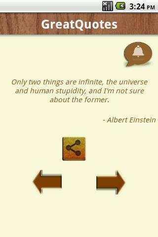 Great Quotes - Best Sayings screenshot 1