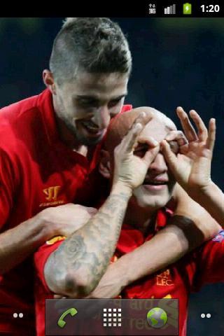Liverpool Football Club LWP screenshot 3