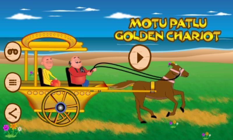 Motu Patlu Golden Chariot screenshot 6