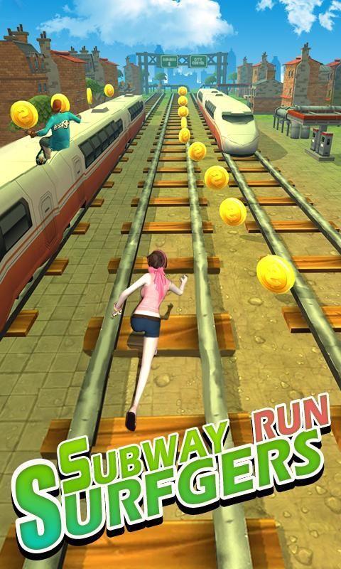 Subway Run Surfers screenshot 1