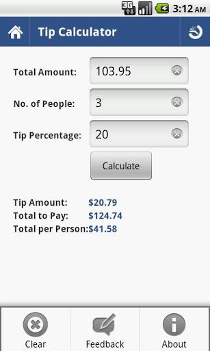 Percent Calculator screenshot 5