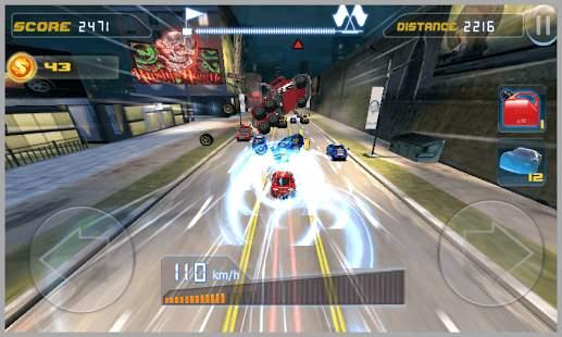 Real Car Racing Speed City screenshot 4