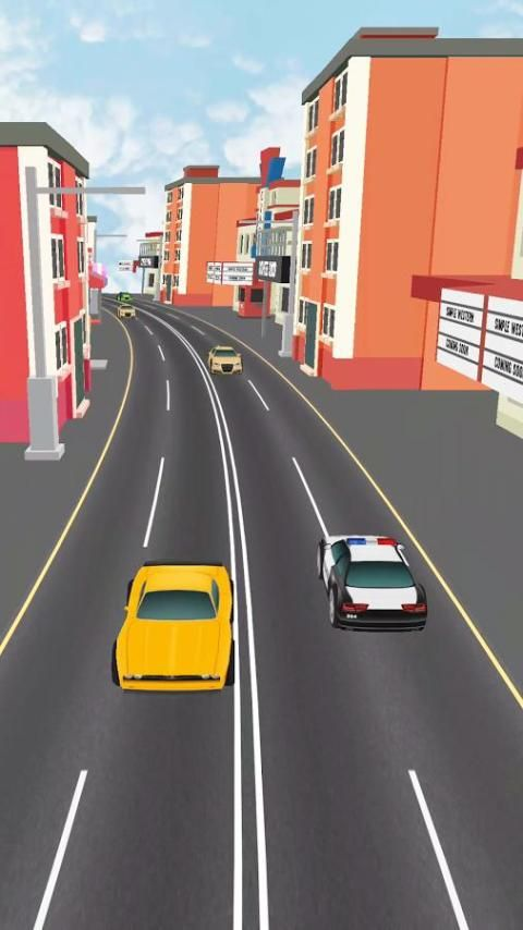 City Driving screenshot 4