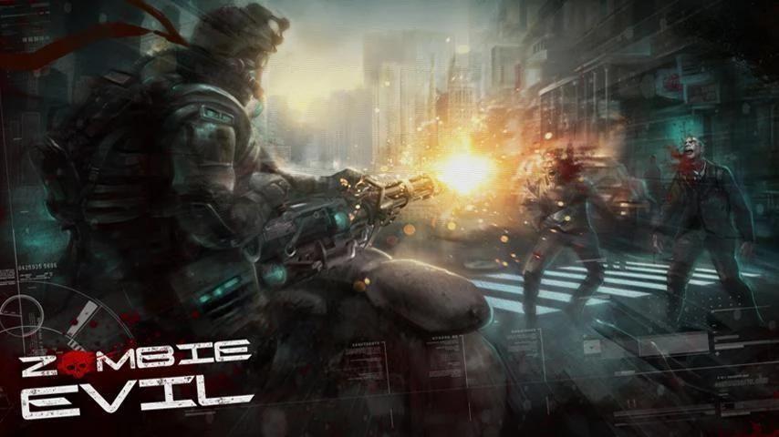 Zombie Evil 5 تصوير الشاشة