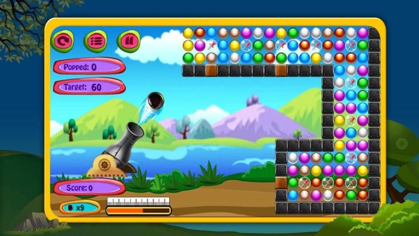 Bubble Boom Blast screenshot 3
