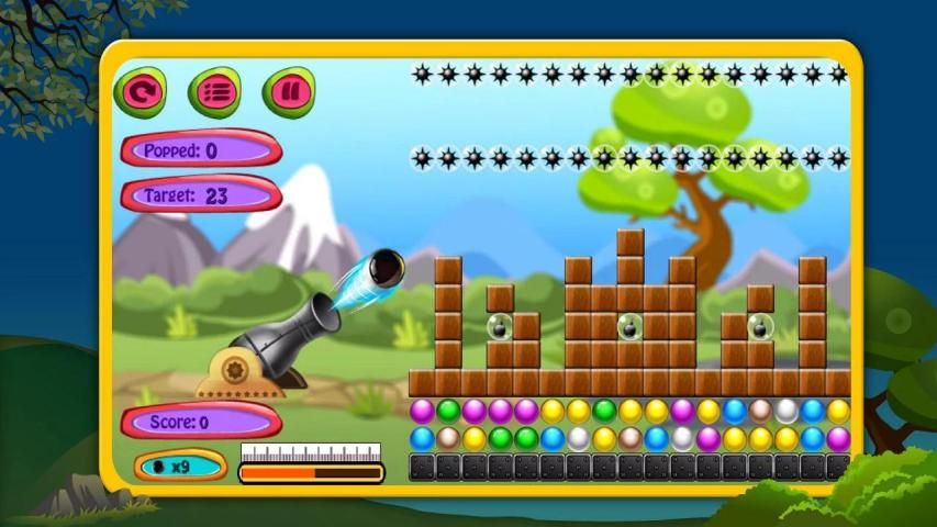 Bubble Boom Blast screenshot 4