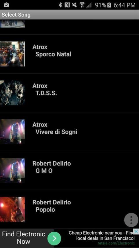 Punk Rock DJ - Music Player screenshot 10