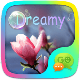 (FREE) GO SMS DREAMY THEME أيقونة