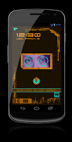 Eye Scanner Lock Techno 3 تصوير الشاشة