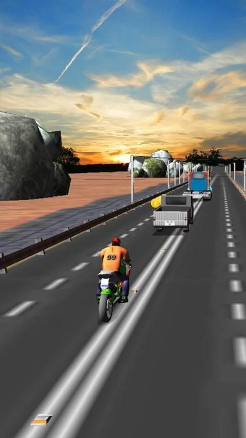 Bike Racing Game 3D screenshot 3