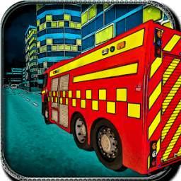 Firefighter Fire Truck Rescue