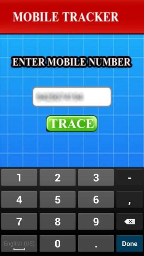 Mobile Number Locator screenshot 3