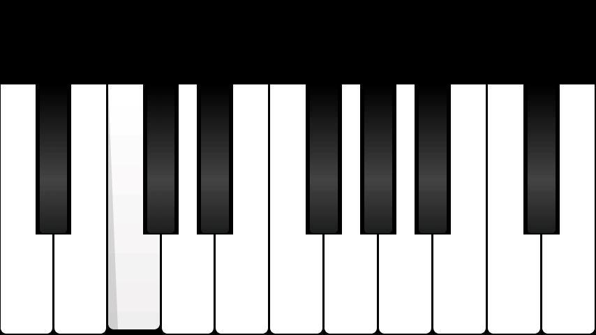Children Piano 3 تصوير الشاشة