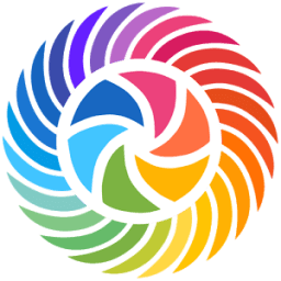 Spinly Photo Editor & Filters أيقونة