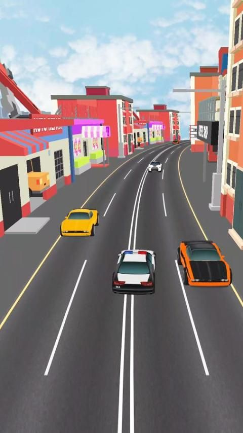 City Driving screenshot 1