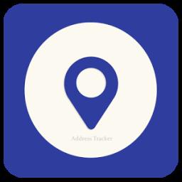 Address Tracker أيقونة