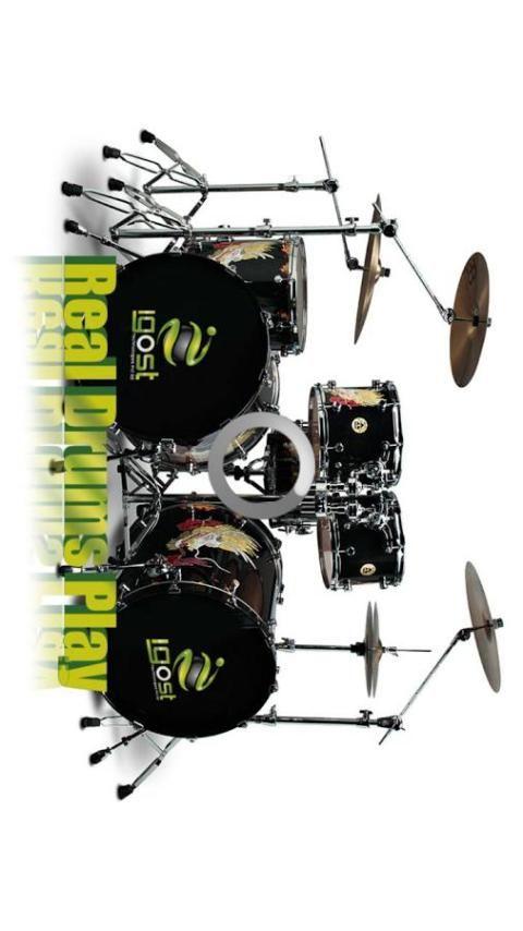 Real Drums Play ( Drum Kit ) 5 تصوير الشاشة