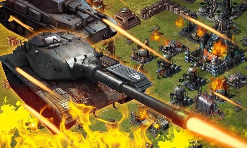 Red Warfare: Let's Fire! screenshot 9