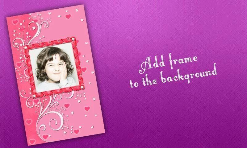Photo Frame Live Wallpaper 2 تصوير الشاشة