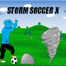 Storm Soccer X icon