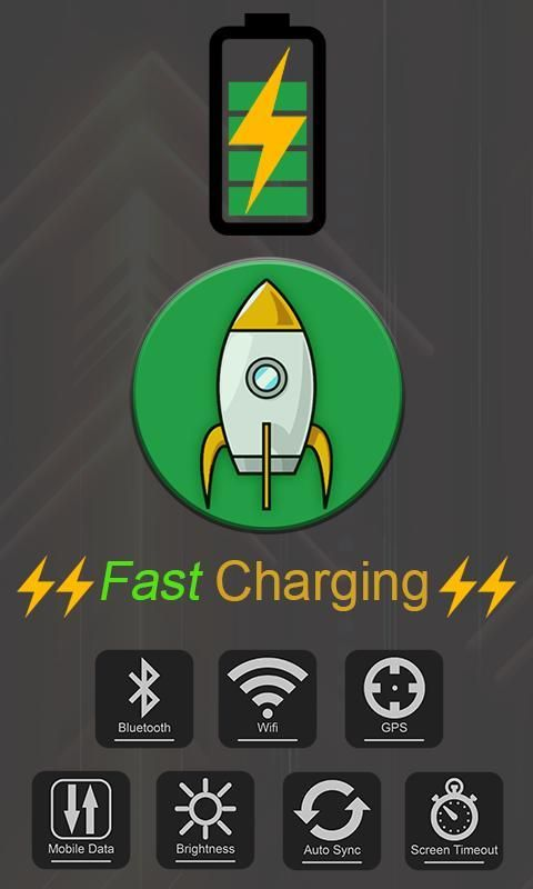 Ultra Fast Battery Charger 3 تصوير الشاشة