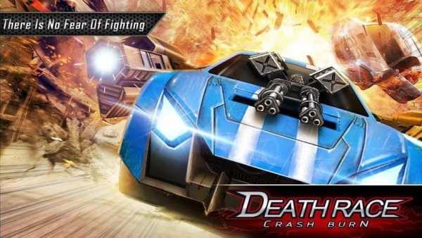 Death Race:Crash Burn screenshot 5