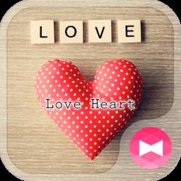 icon & wallpaper-Love Heart- أيقونة