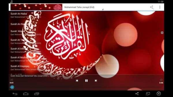 Murottal by Taha Junayd screenshot 5