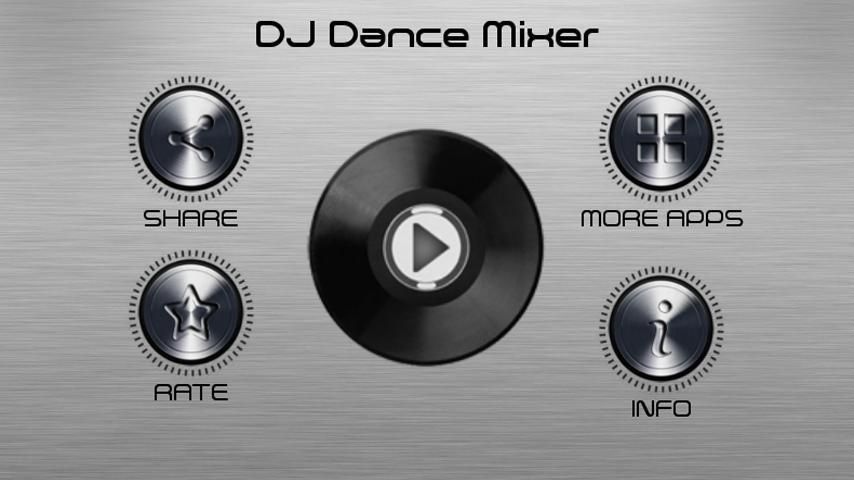 DJ Mixer Player screenshot 1