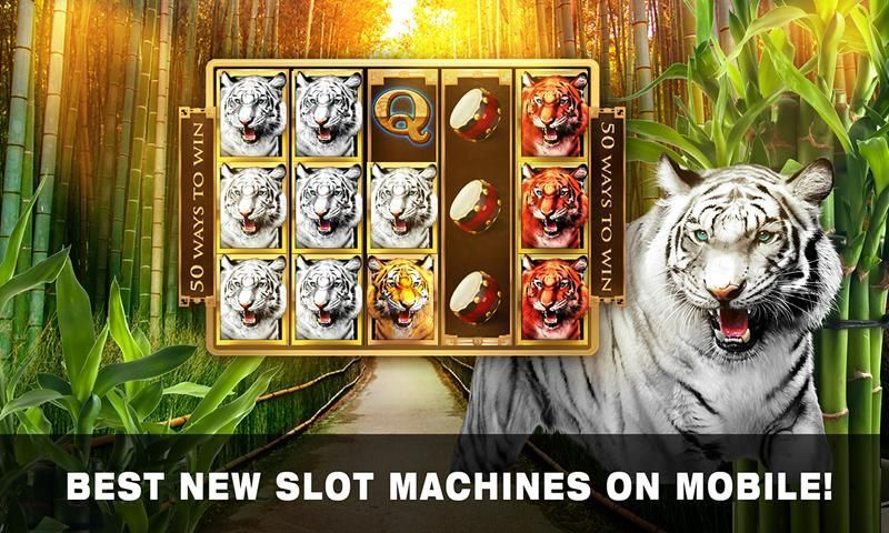 Slots Tiger King Casino Slots 14 تصوير الشاشة