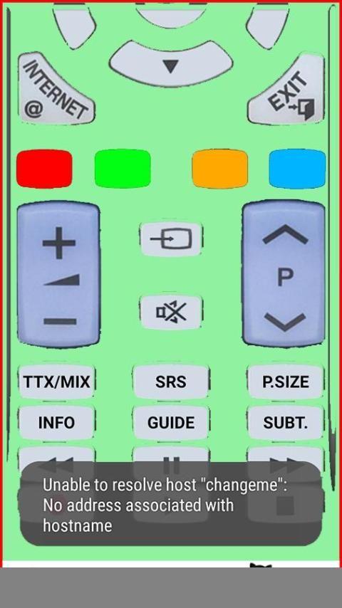 Télécommande pour All TV स्क्रीनशॉट 2