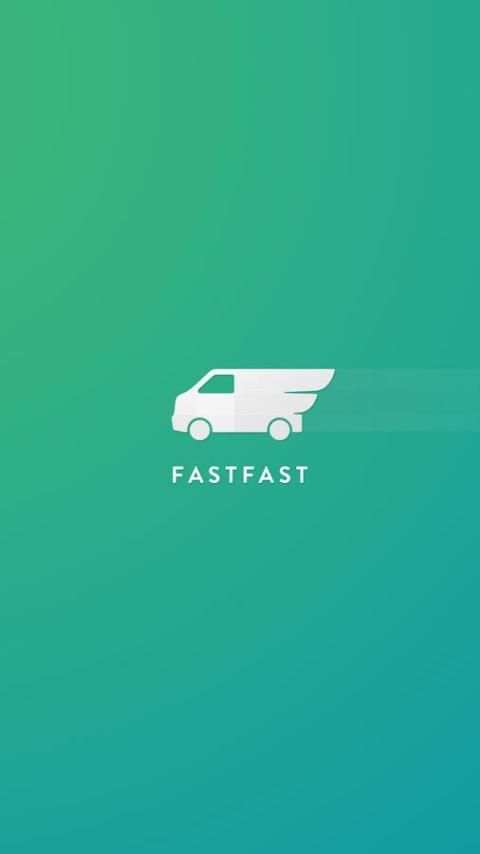 FastFast Delivery - Driver screenshot 1