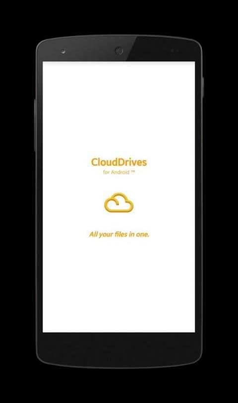 Cloud Drives screenshot 8