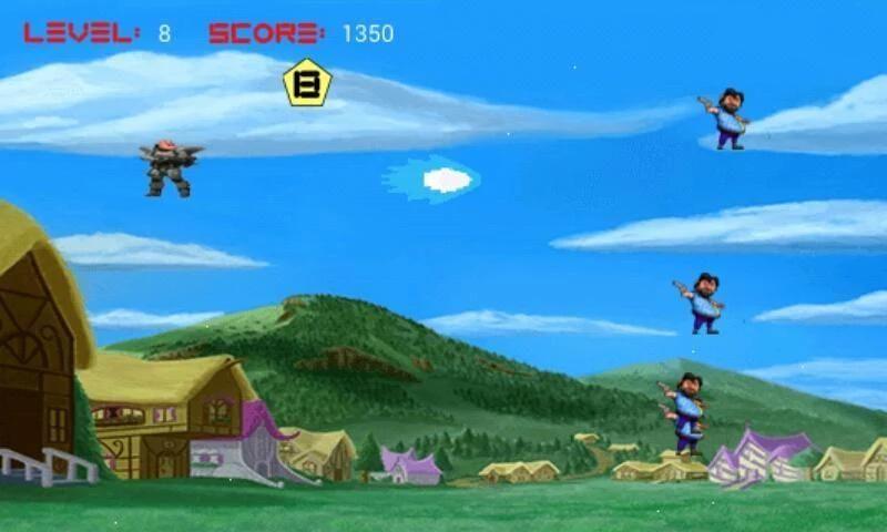 Motu Patlu Battle Space screenshot 3