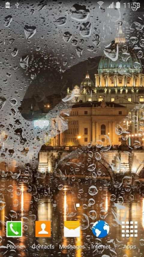 Rome Live Wallpaper screenshot 3