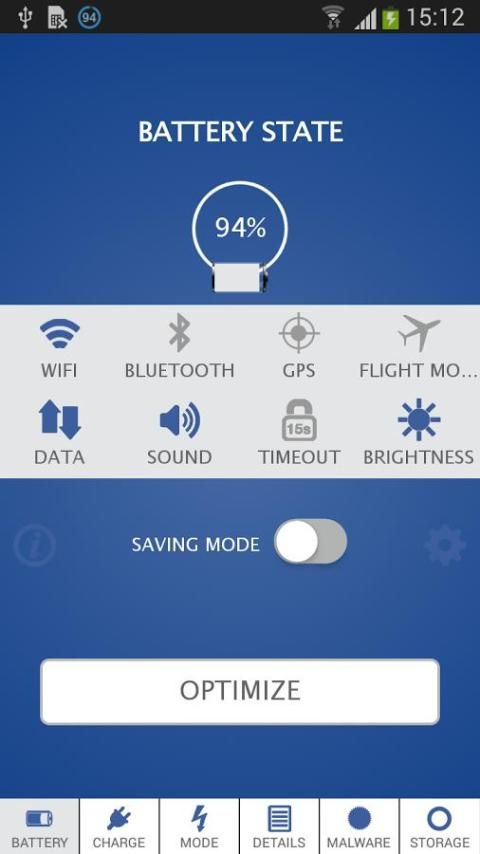 Battery Saver - Clean & Boost 7 تصوير الشاشة