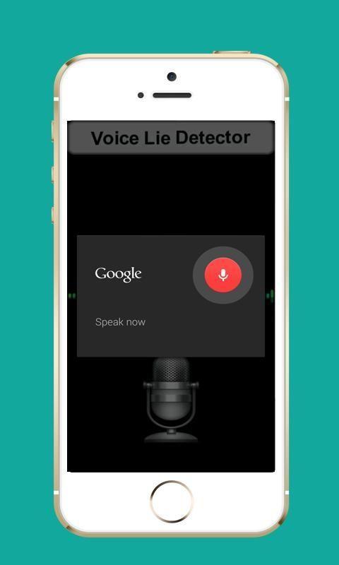 Voice Lie Detector Prank screenshot 1